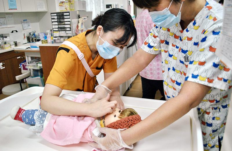 NICU(新生児集中治療室)・新生児病棟